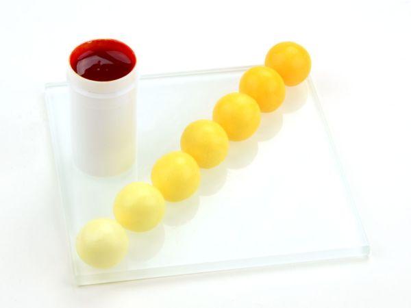 Pati-Versand Lebensmittelfarbe Paste sonnengelb 25g