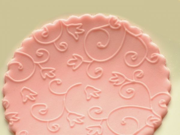 Cake-Masters Strukturwalze Sylphs